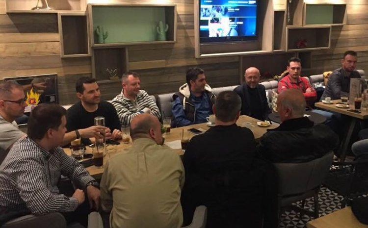 Συνάντηση με μέλη της Ένωσης Αστυνομικών Υπαλλήλων