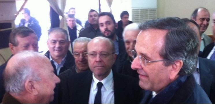 Στη Θεσσαλονίκη έγινε η παρουσίαση του βιβλίου του Δ. Βαρτζόπουλου