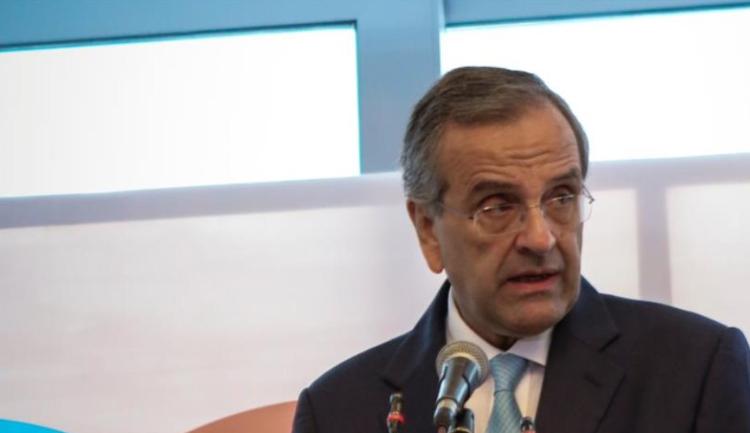 Σαμαράς: Πολύ λίγος ο Τσίπρας για να μας επιβάλλει μια άλλη «Μακεδονία»