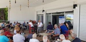 Βαρτζόπουλος:Ζωτικής σημασίας τα φορολογικά κίνητρα στους αγρότες!