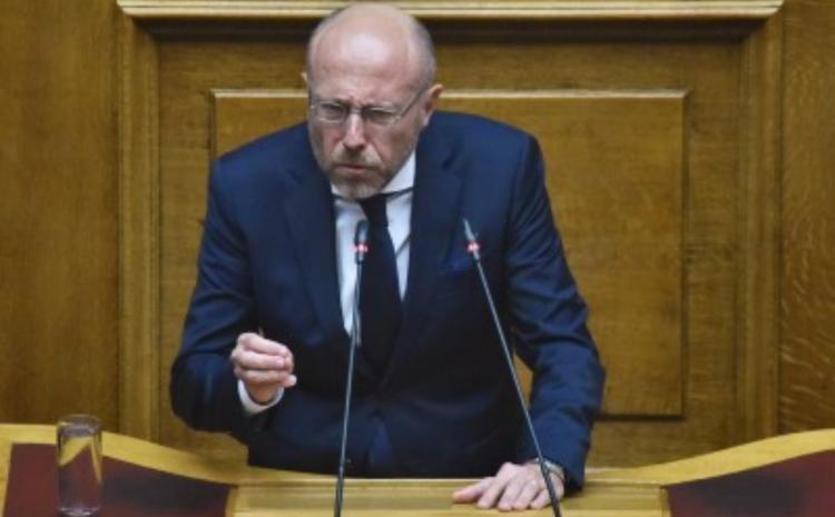 Δ.Βαρτζόπουλος: Ο νέος νόμος για τις διαδηλώσεις. Σύμβολο μια νέας εποχής