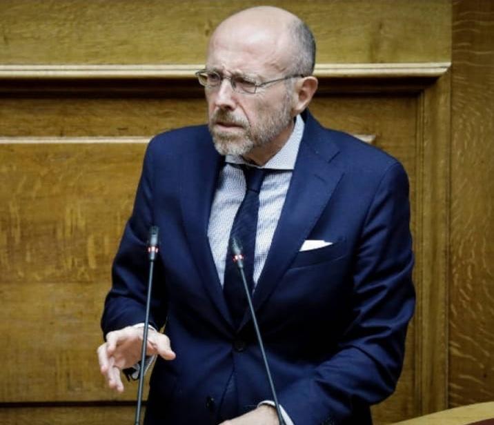 Βουλευτής Β΄ Θεσσαλονίκης Βαρτζόπουλος Δημήτριος